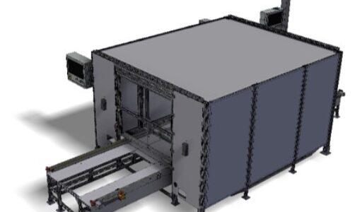 Gekapselt für Produktionsräume